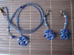 collier et boucles